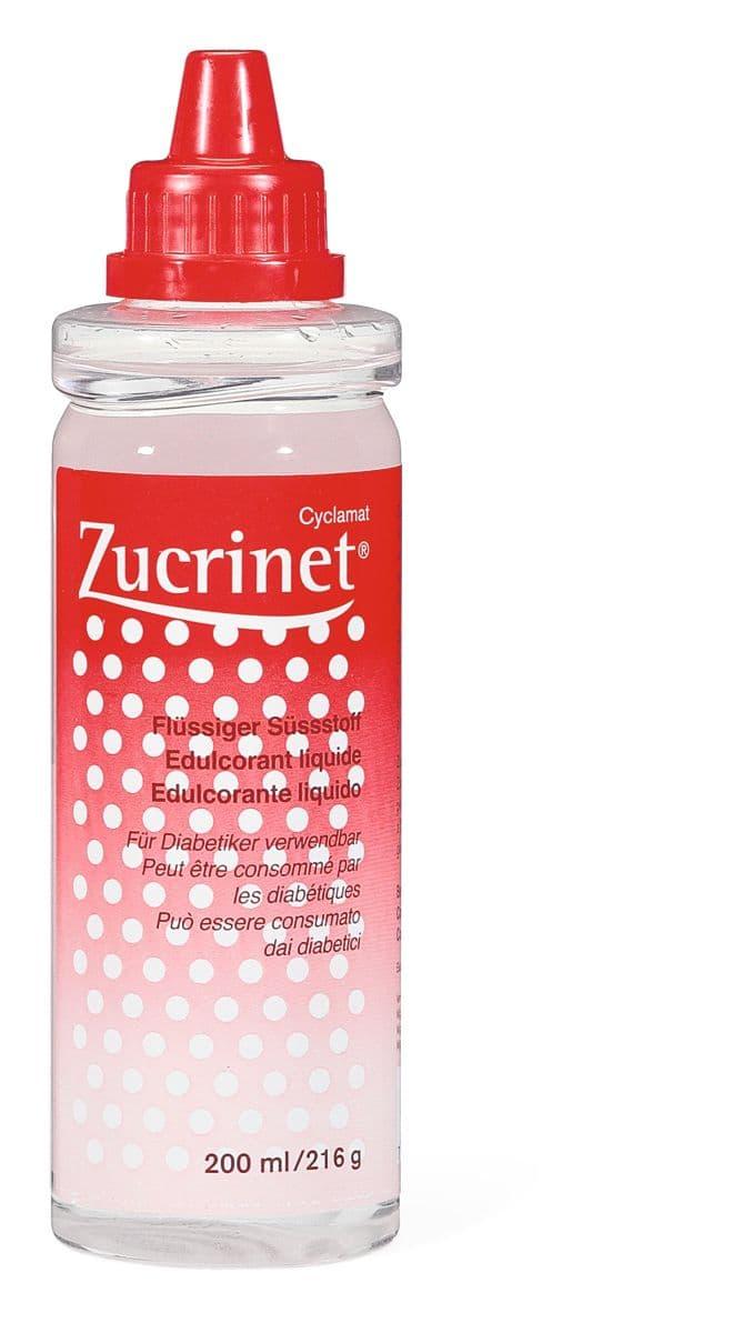 Zucrinet Flüssiger Süssstoff