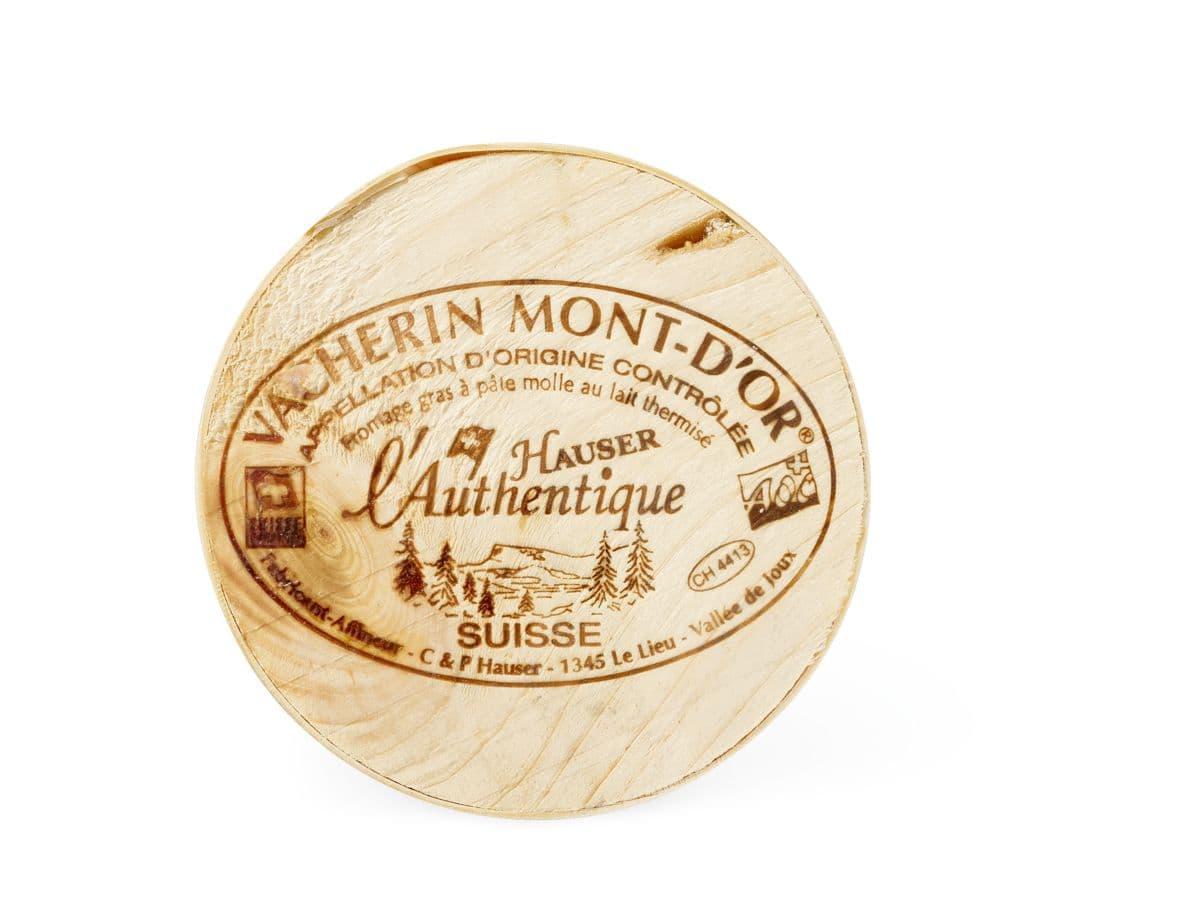 Vacherin mont d 39 or petit migipedia - Mont d or four ...