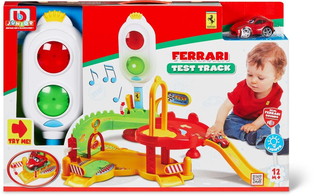Ferrari Test Track Mit Try Me Funkti