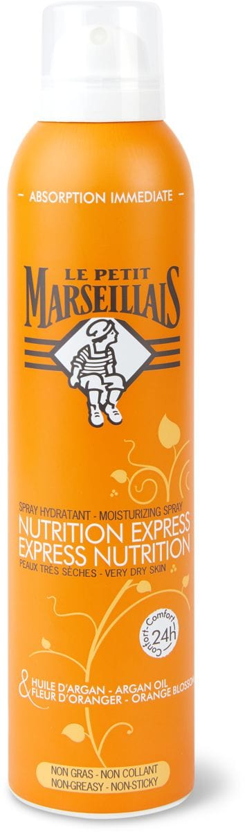 Le Petit Marseillais Body Spray Oranger