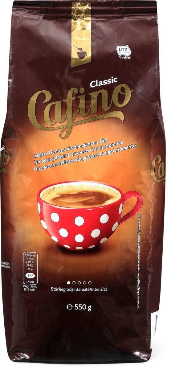 Cafino Classic instant sachets 550g