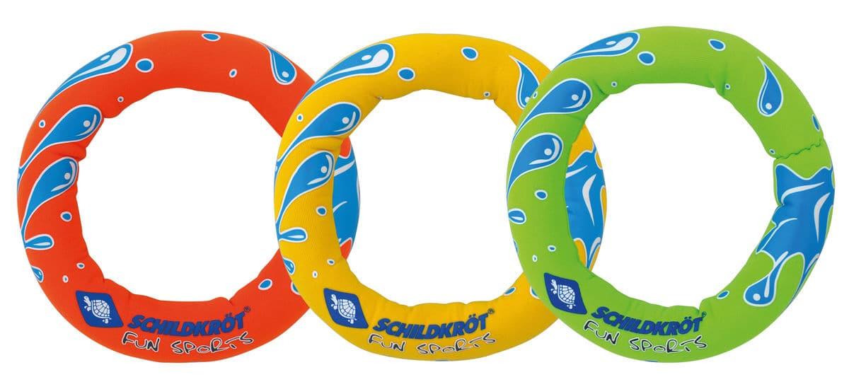 Schildkröt Funsport Neopren Tauchringe Wasser-Spielzeug