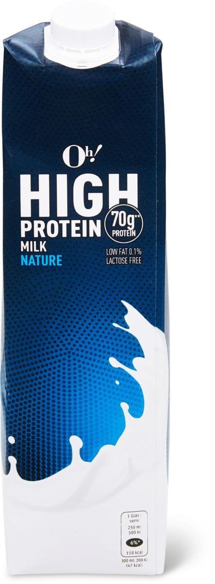 Oh! High Protein Milk