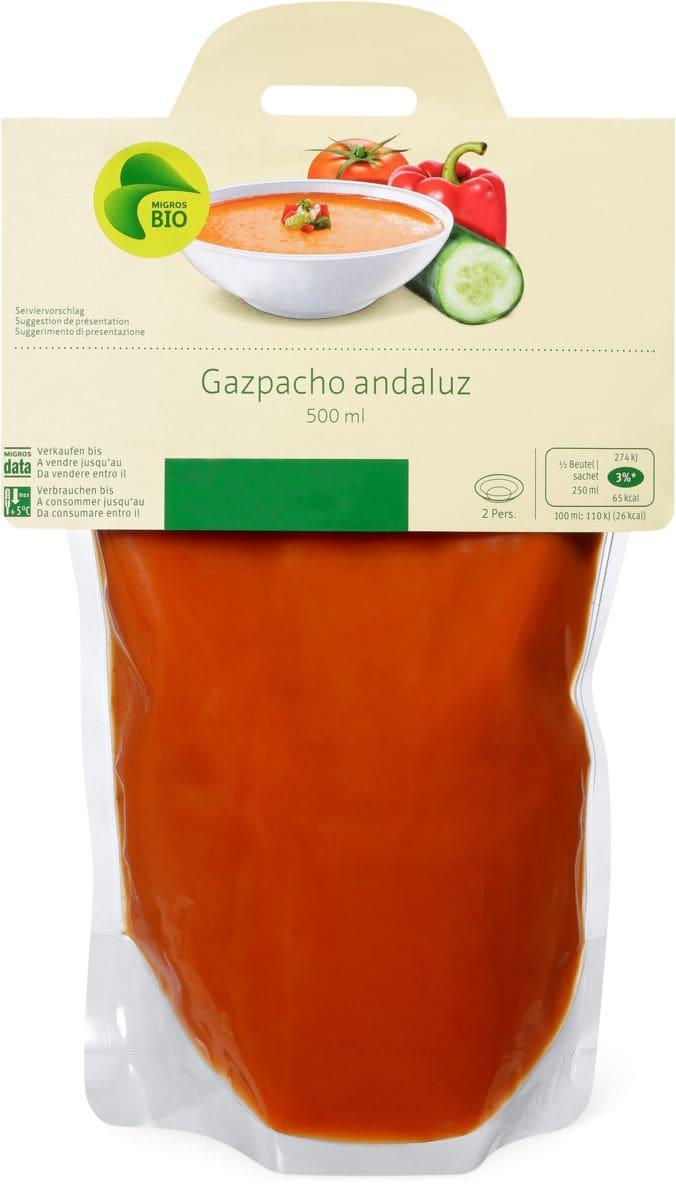 Bio Gazpacho andaluz