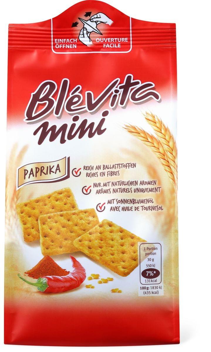 Blévita mini Paprika