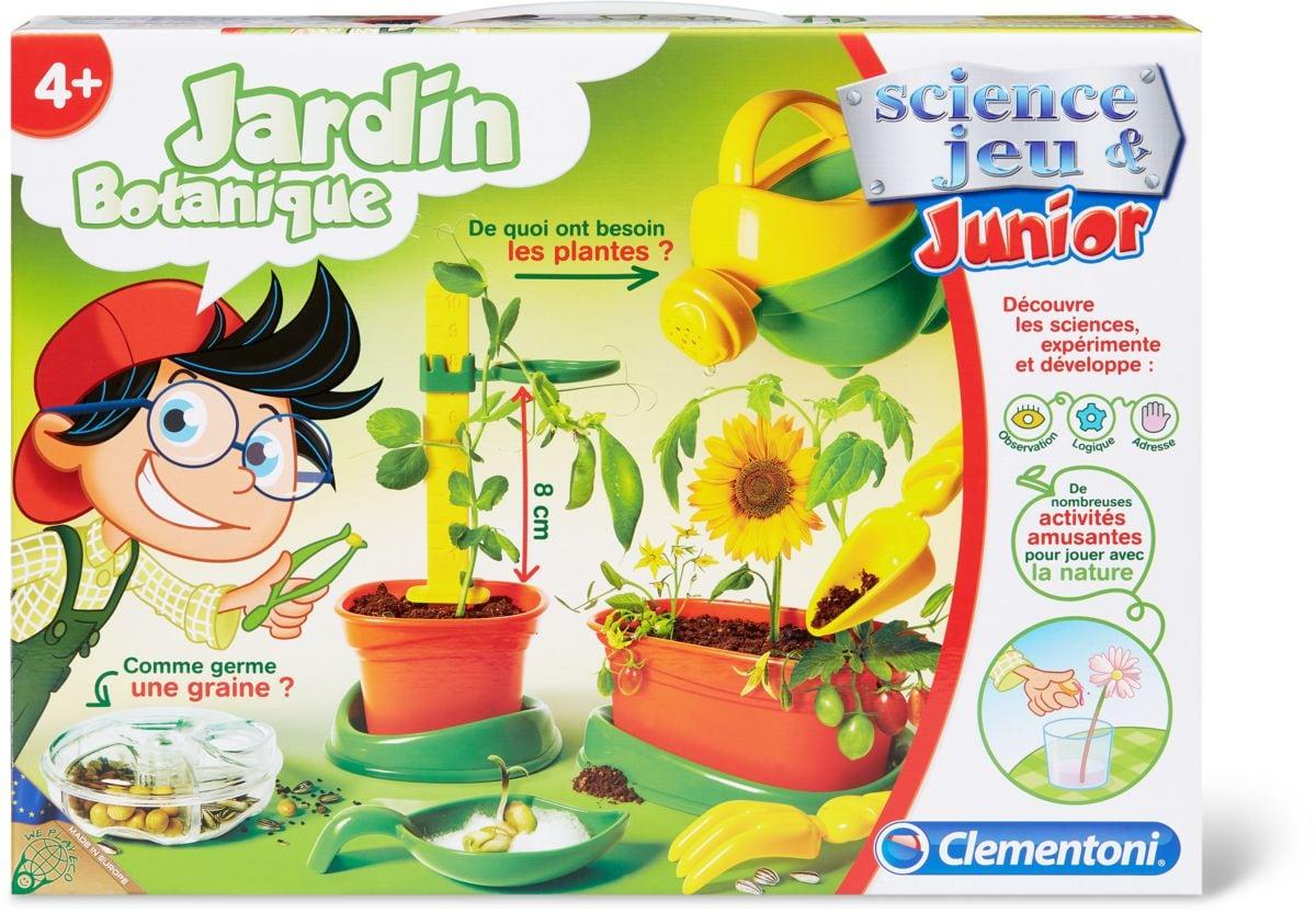 Galileo jardin botanique f migros for Jardines galileo