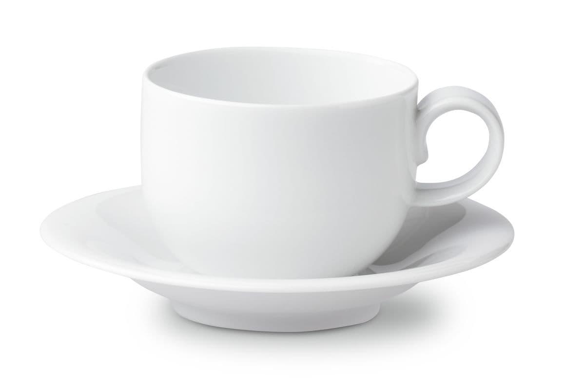 Cucina & Tavola COOL Kaffeetasse mit Unterteller