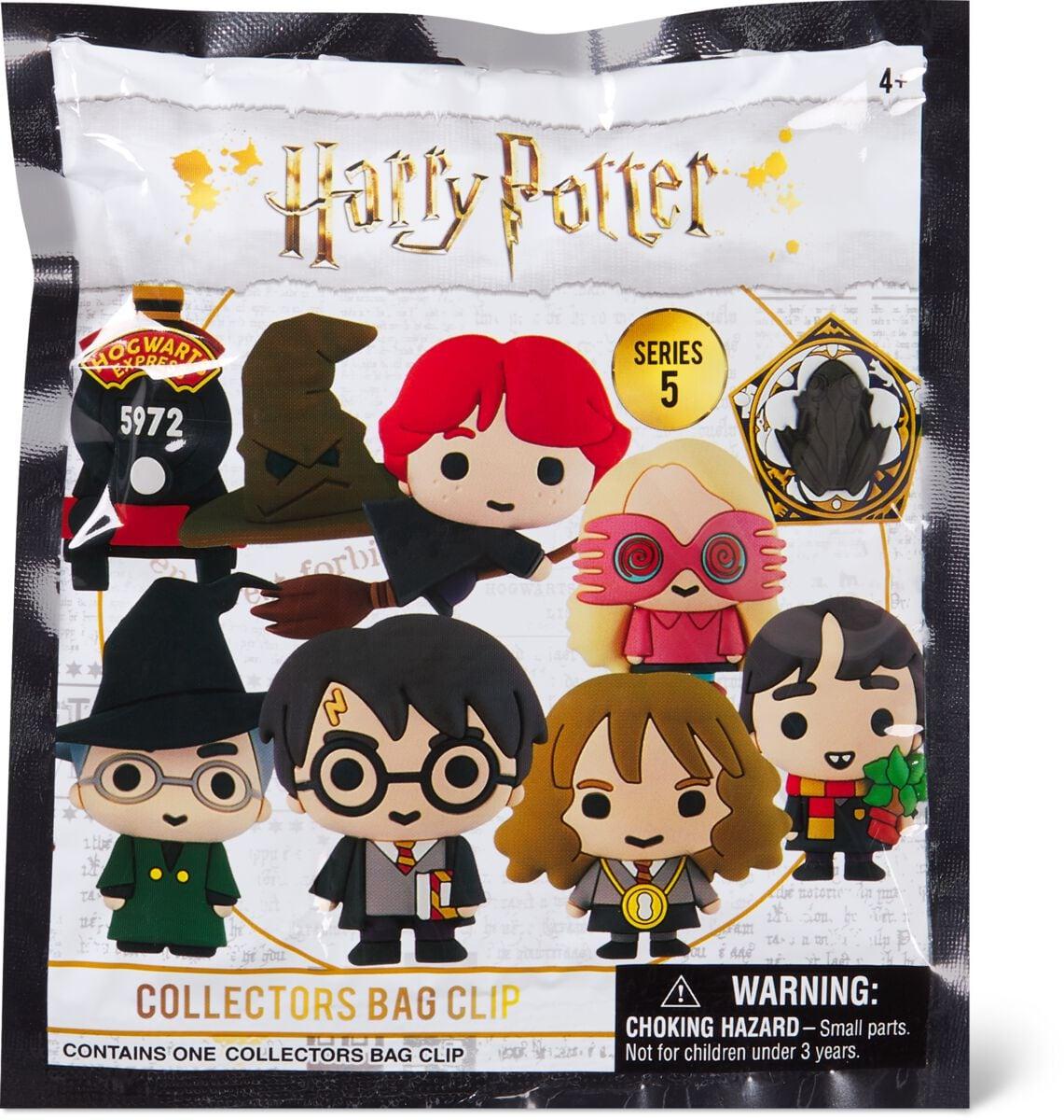 Harry Potter 3D Clip Series 5 1 Surprise Bag Schmuck
