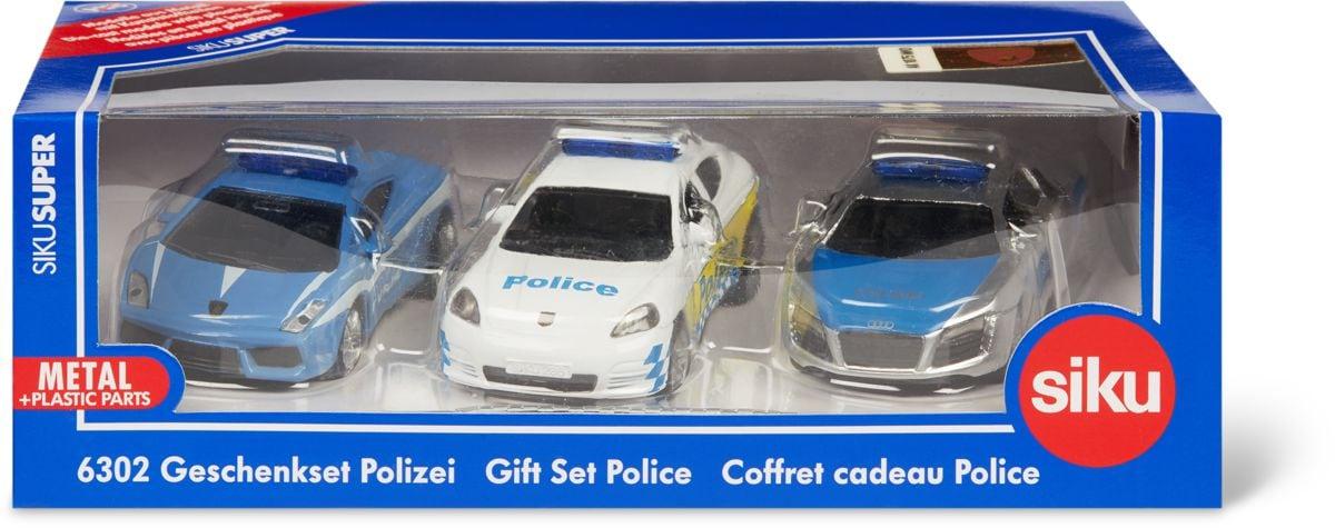 Siku Geschenkset Polizei
