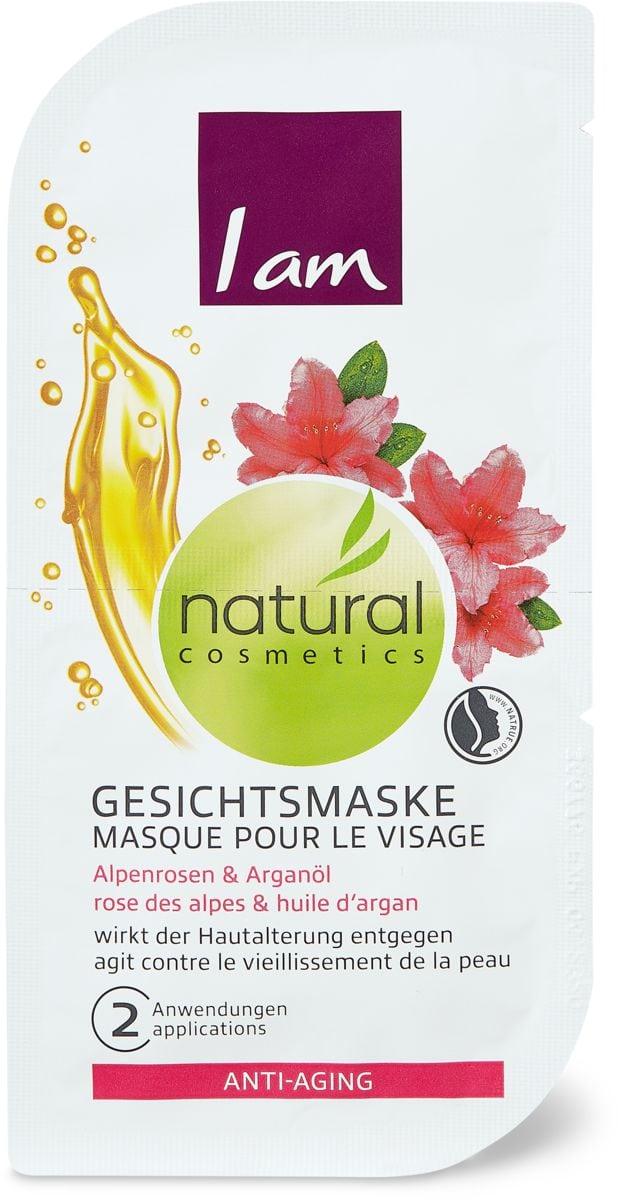 I am Natural Cosmetics Anti Aging Gesichtsmaske