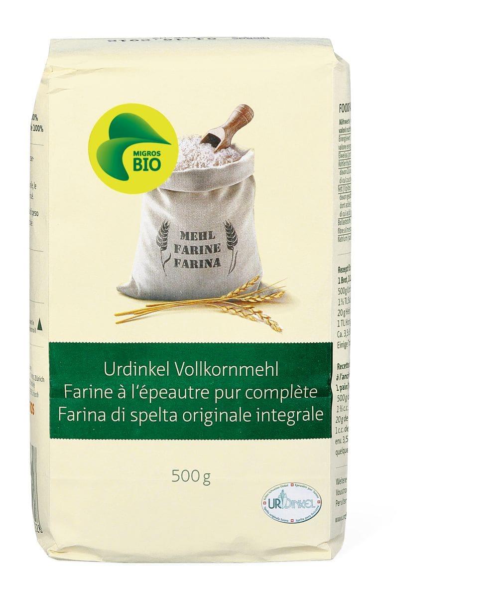 Bio Urdinkel Vollkornmehl