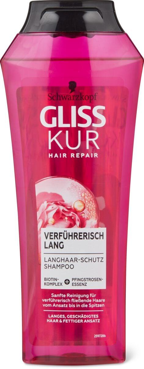 Gliss Kur Verführerisch Lang Shampoo