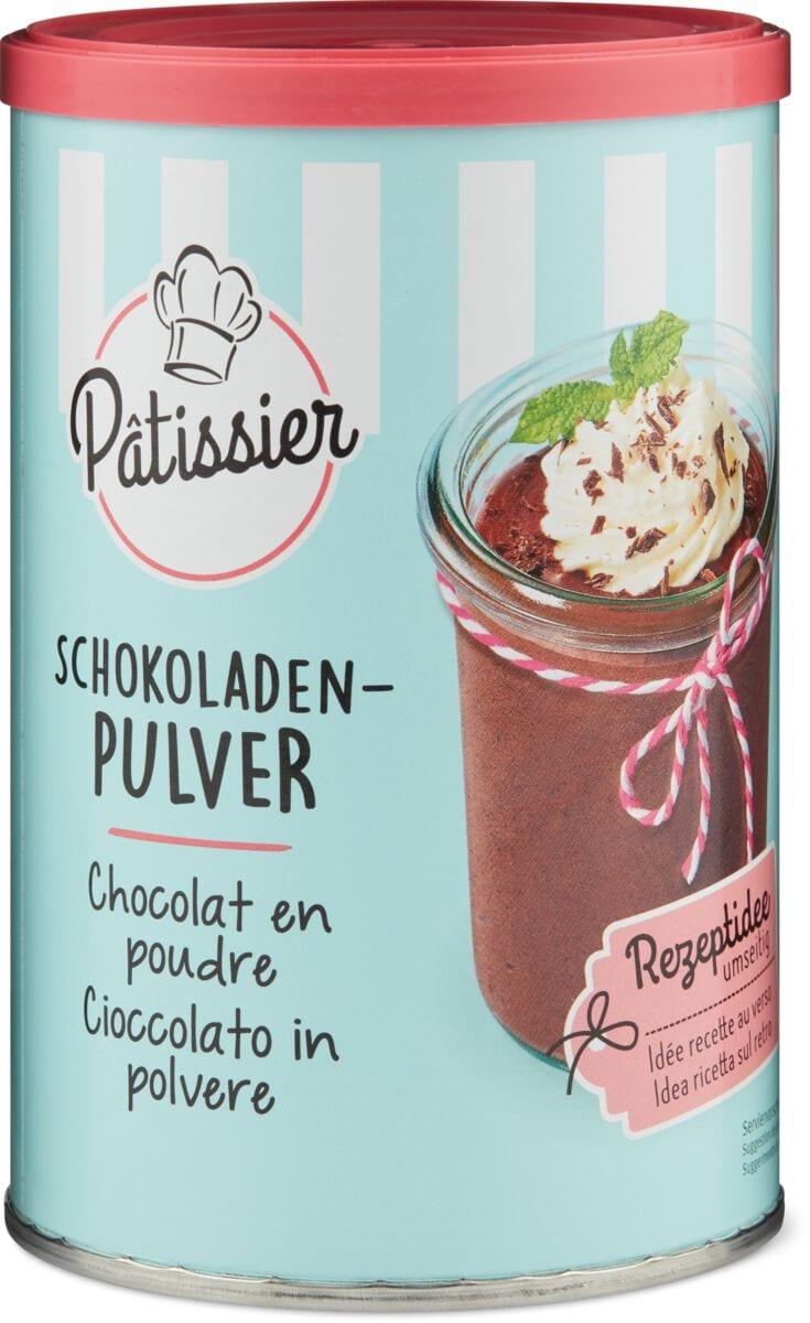 Patissier cioccolato in polvere