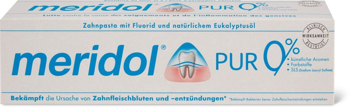 Meridol Pur Dentifrice