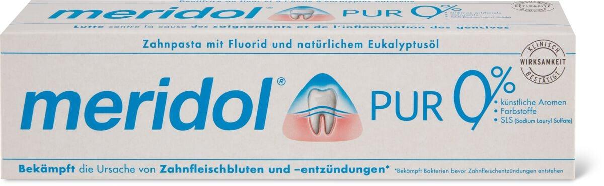 Meridol Pur Dentifricio