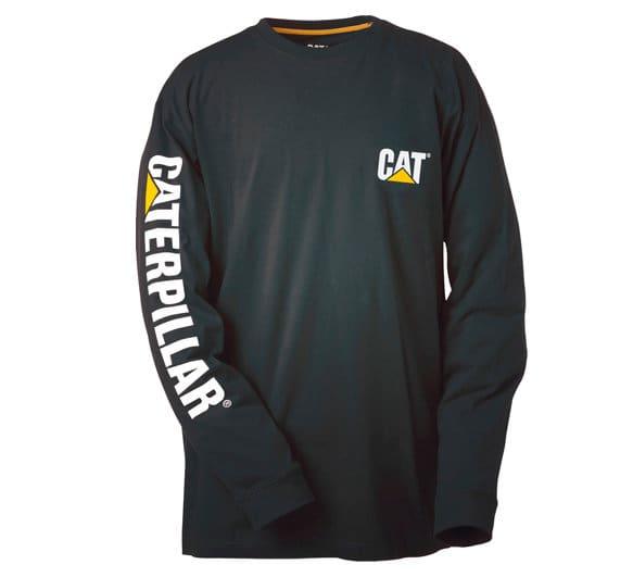 CAT Langarmshirt