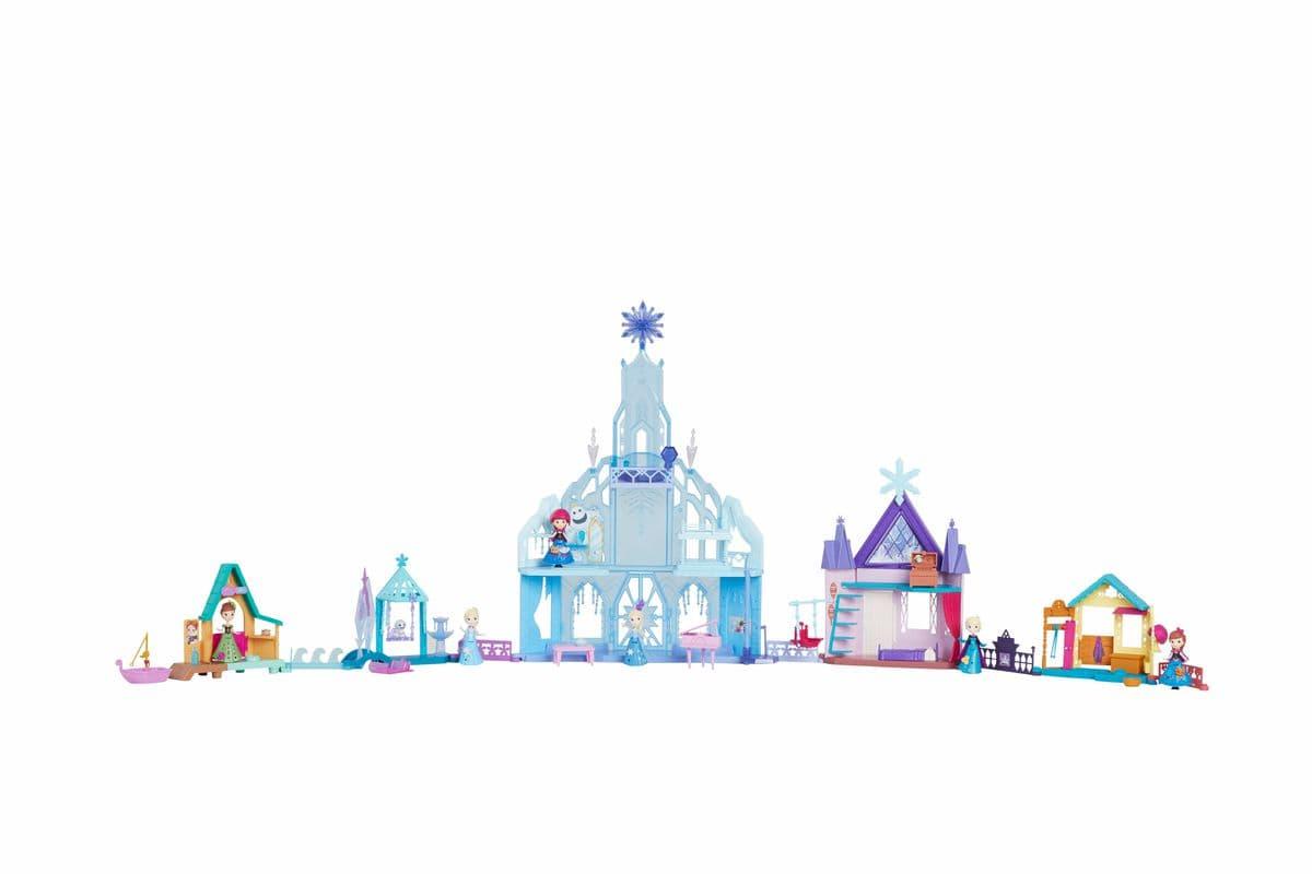 Il palazzo di ghiaccio di Elsa Disney Frozen Giocattolo