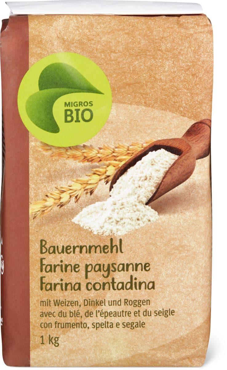 Bio Farina contadina con spelta e segale