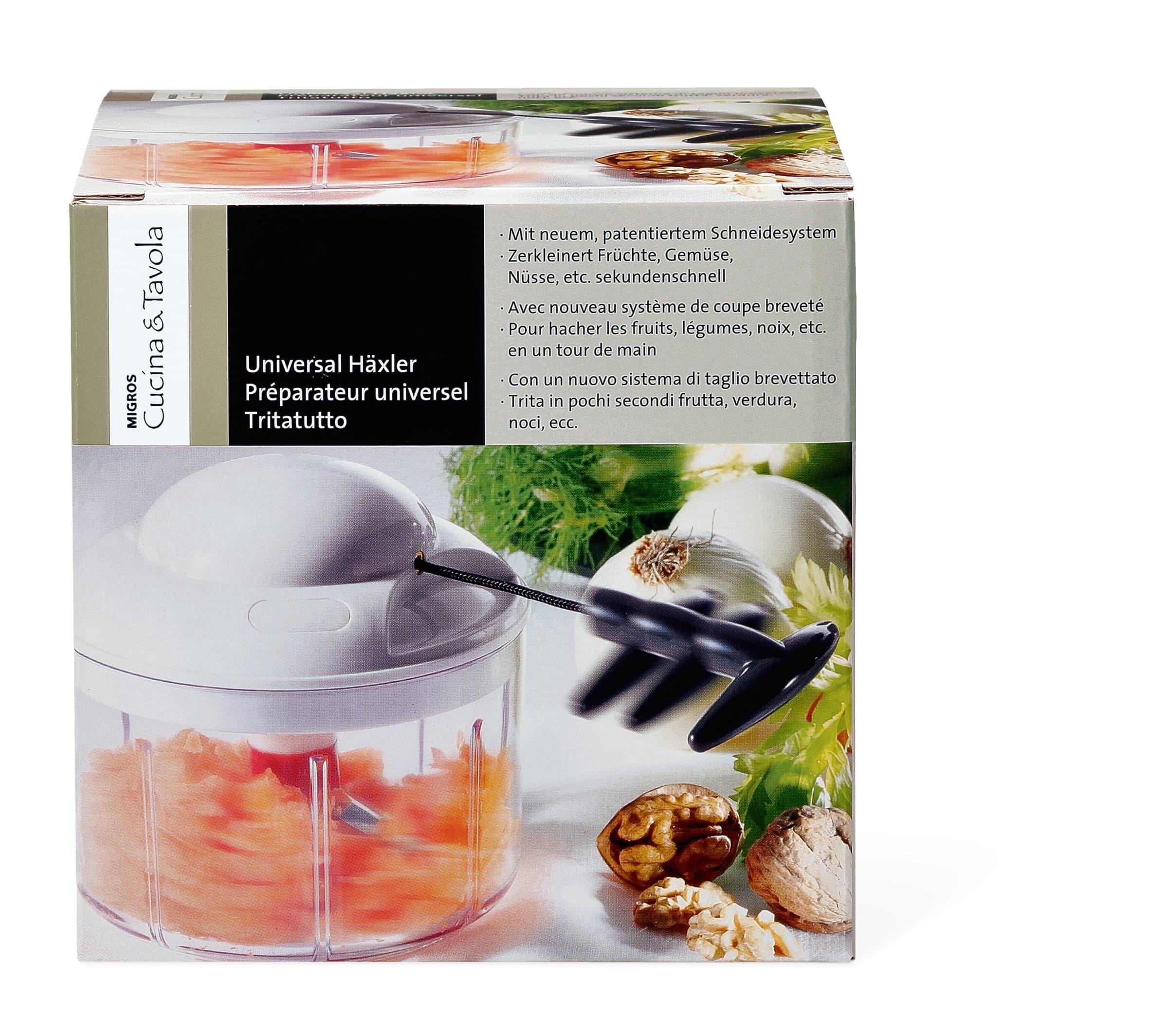 Cucina & Tavola Universal Häxler