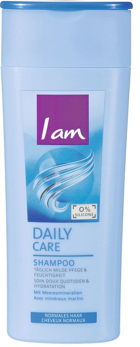 I am Hair Care shampoo Daily Care