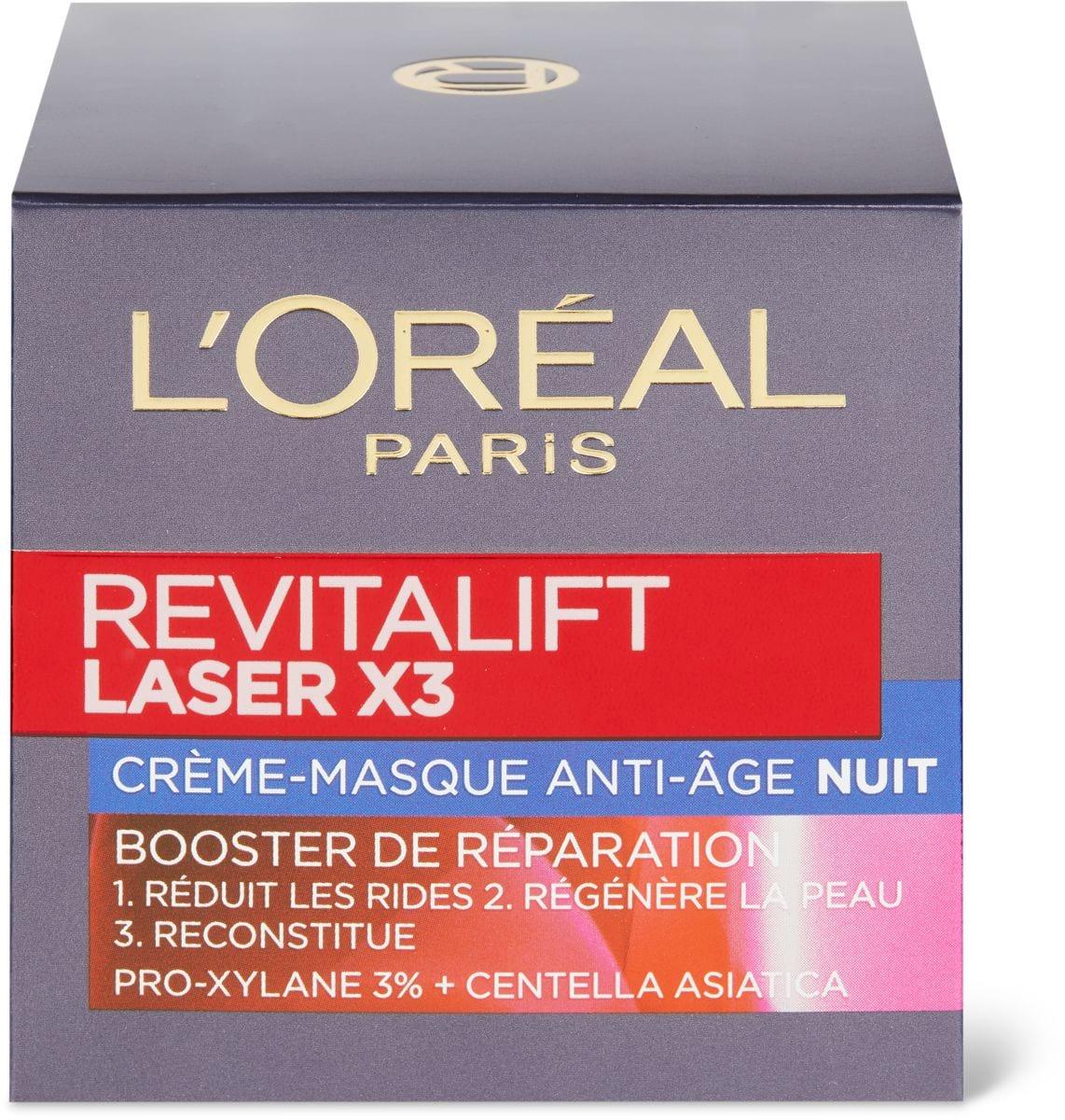 L'Oréal Revitalift Laser Nachtcreme