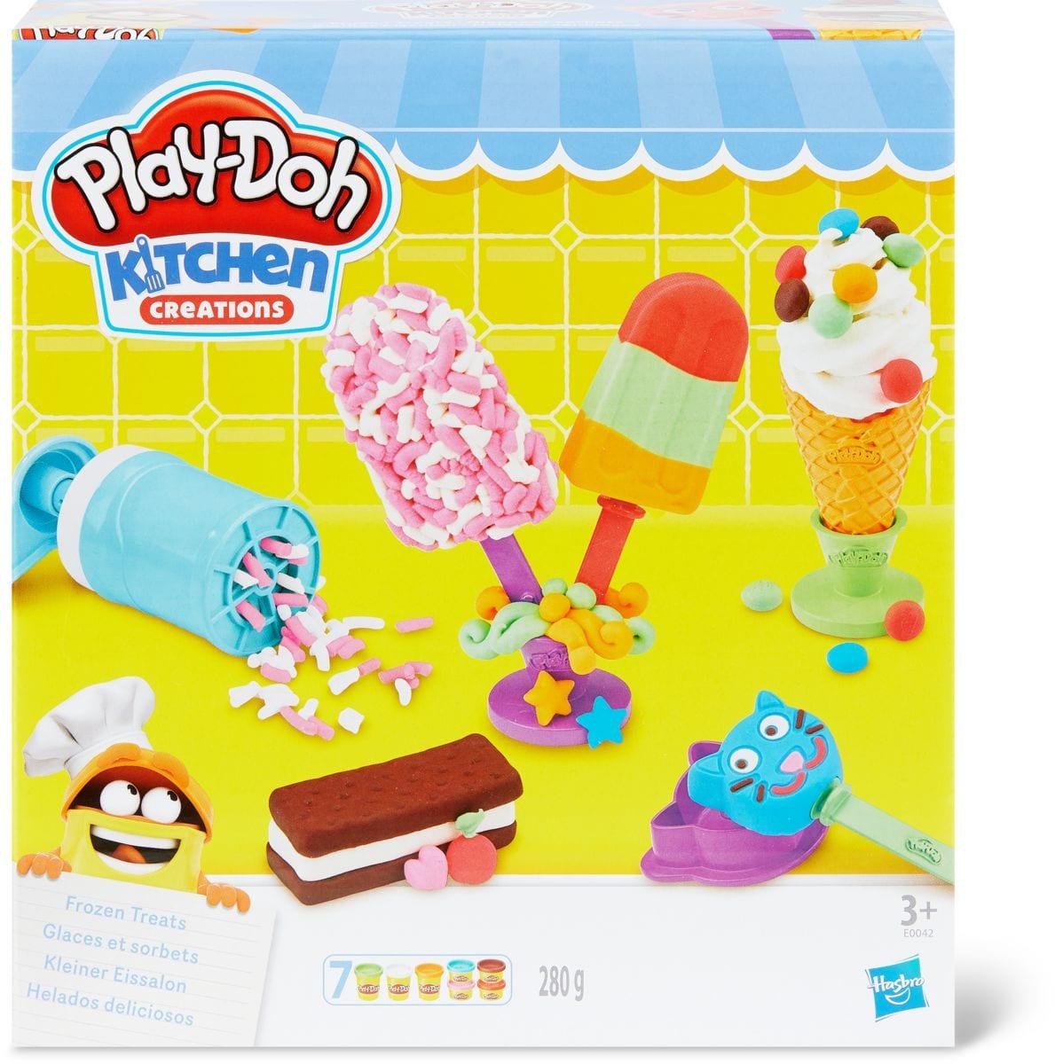 Play-Doh Ice Cream Pongo