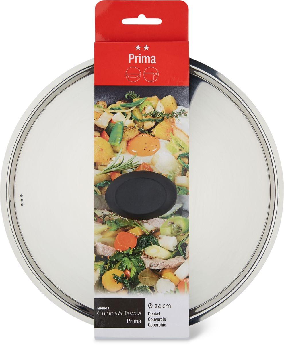 Cucina & Tavola Deckel 24cm PRIMA