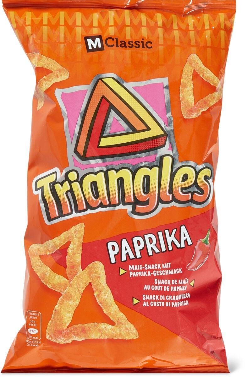 M-Classic Paprika triangles