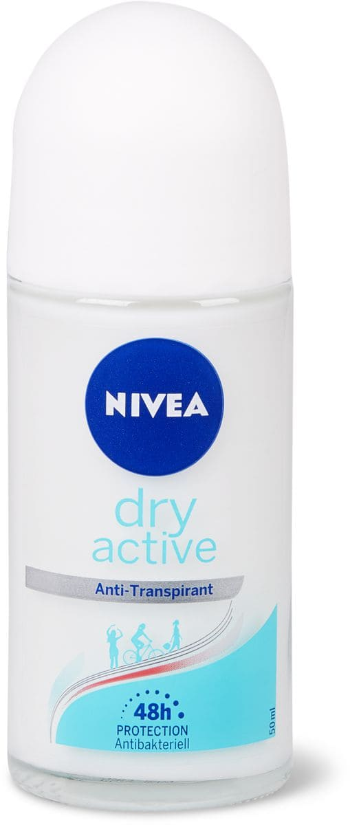 Nivea Deo Roll-on Dry Active