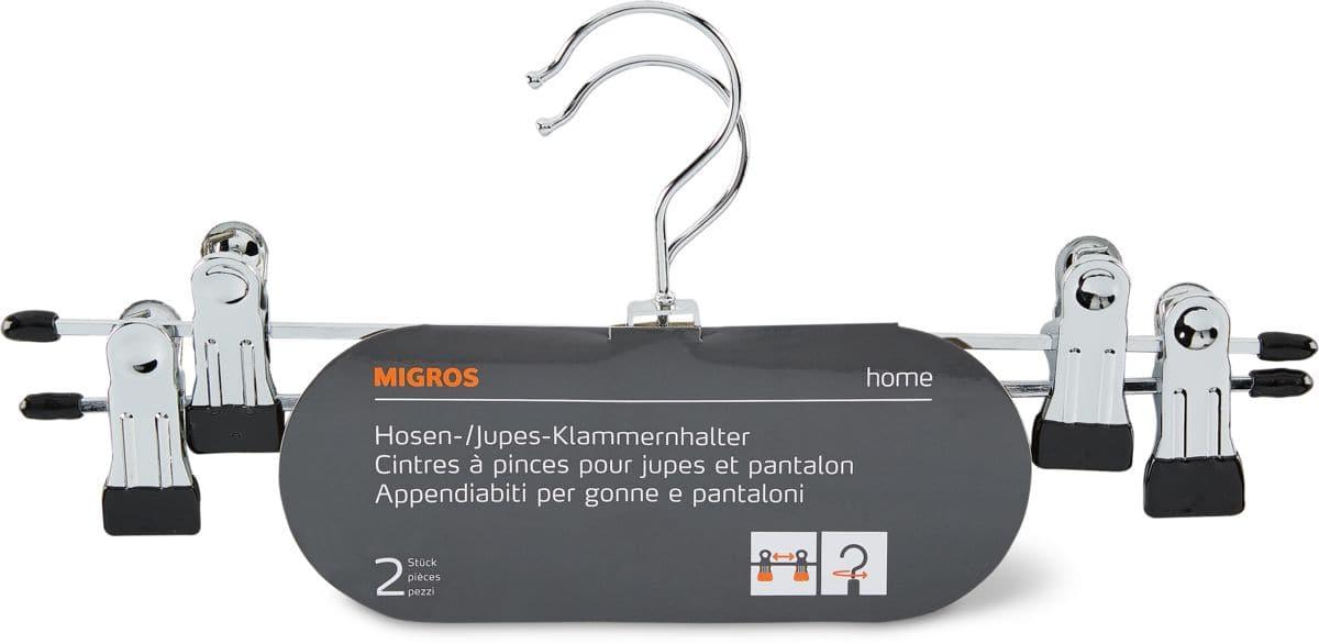 Hosen-/Jupes-Klammernhalter