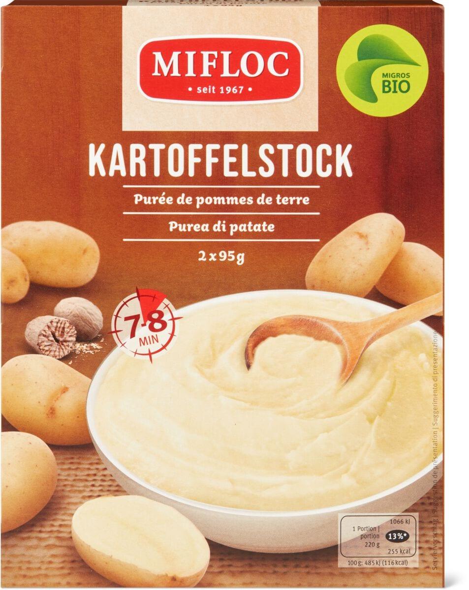 Bio Mifloc Purea di patate