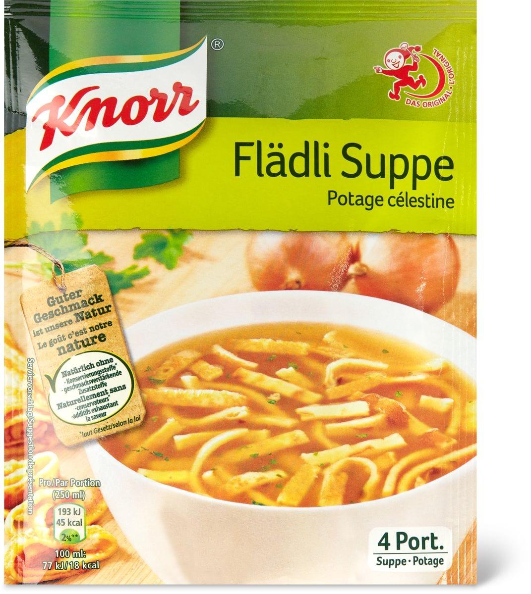Knorr Soupe Célestine