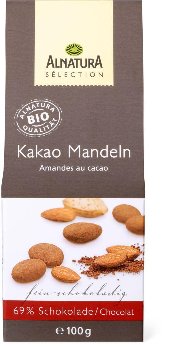Alnatura Mandorle al cacao