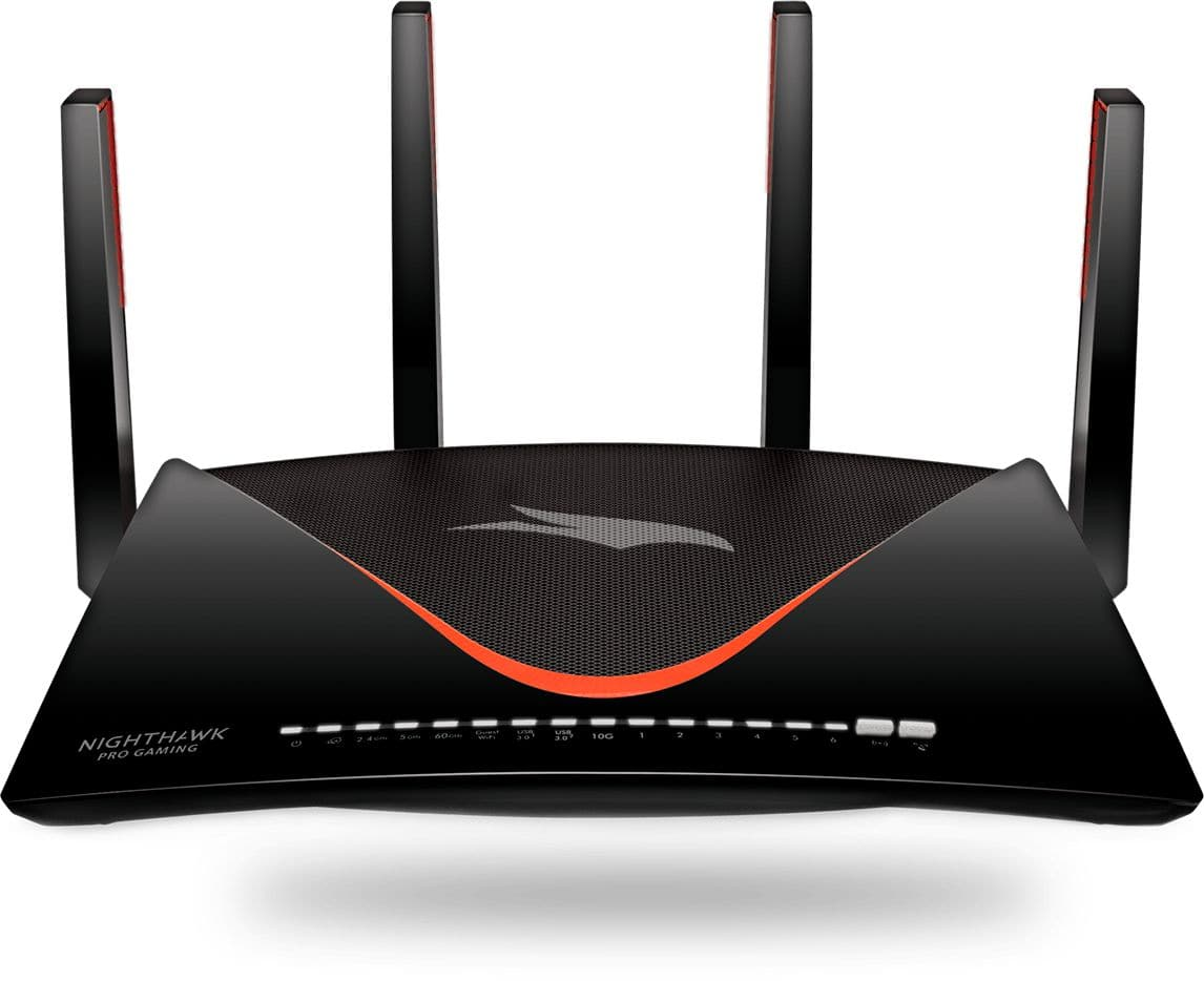 Netgear XR700-100EUS Nighthawk Pro Gaming WLAN Router Routeur