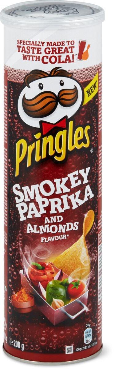 Pringles Smokey Paprika