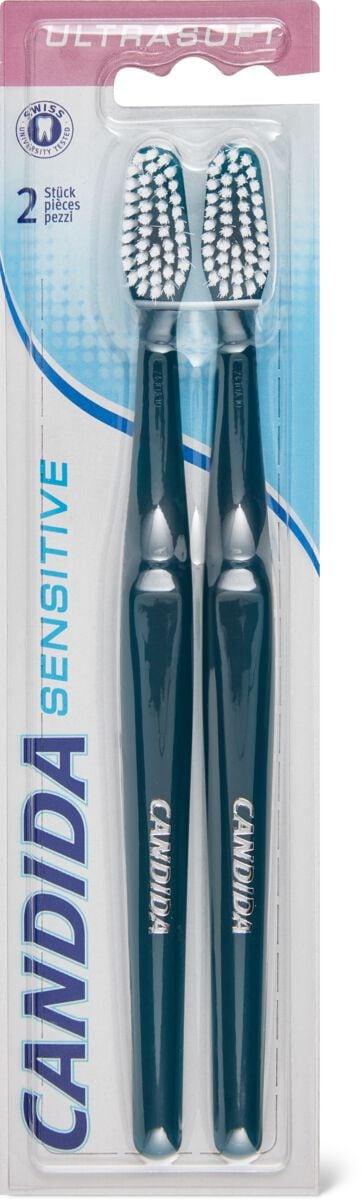 Candida Zahnbürste Sensitive