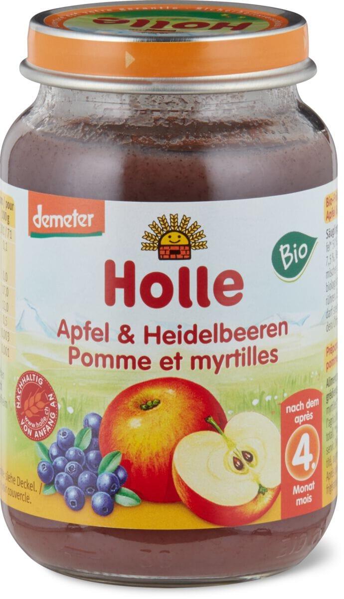 Apfel & Heidelbeere