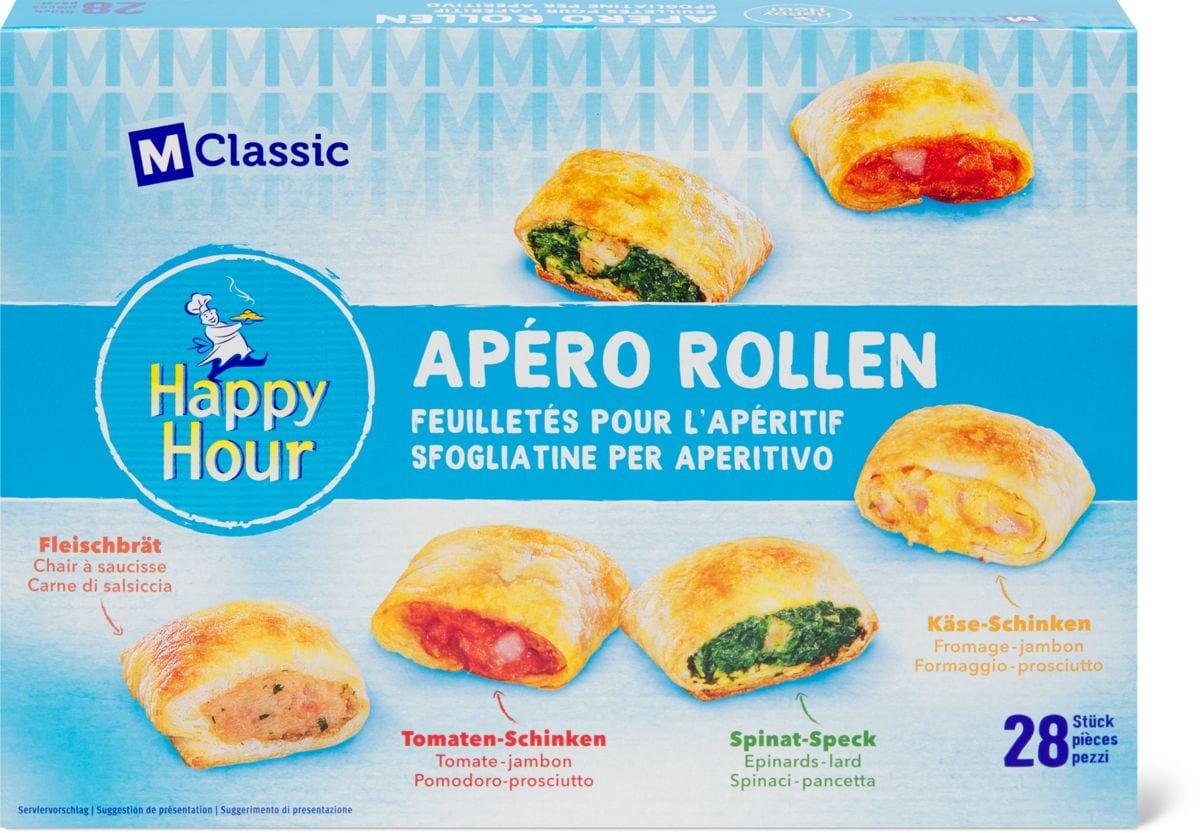M-Classic Happy Hour Apéro Rollen