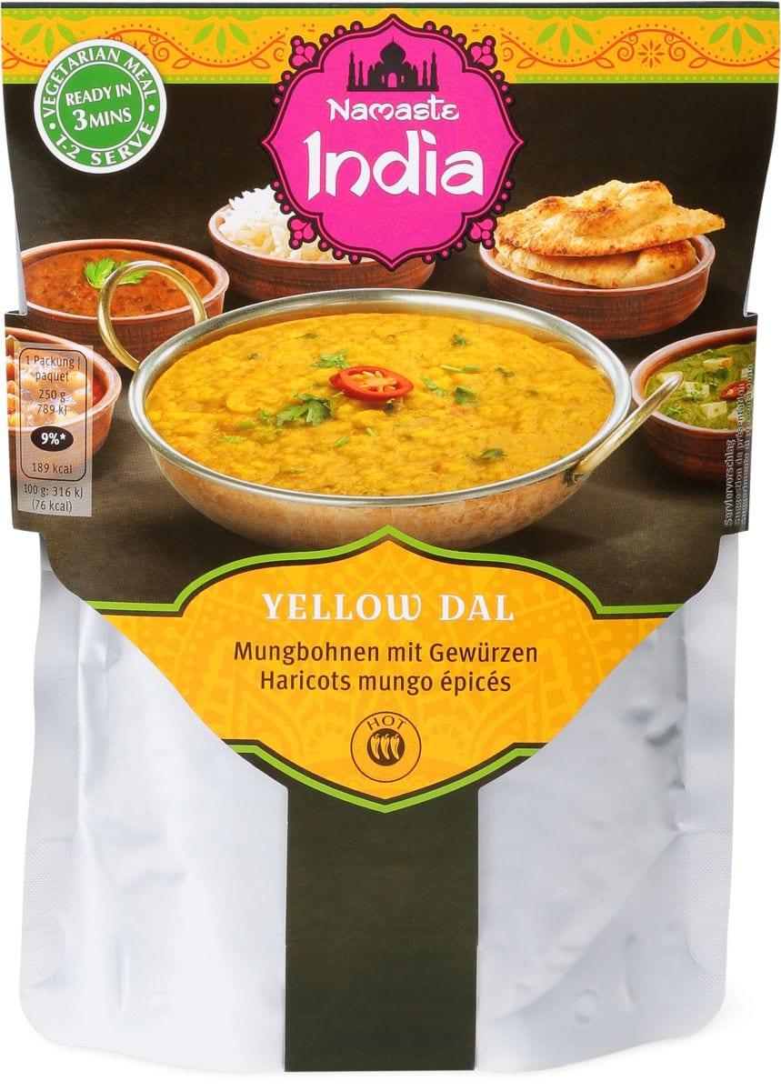 Namaste India Yellow dal
