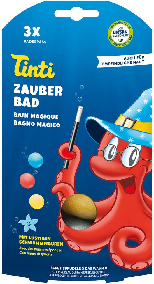 Tinti Bagno magico in conf. da 3 Set di bricolage