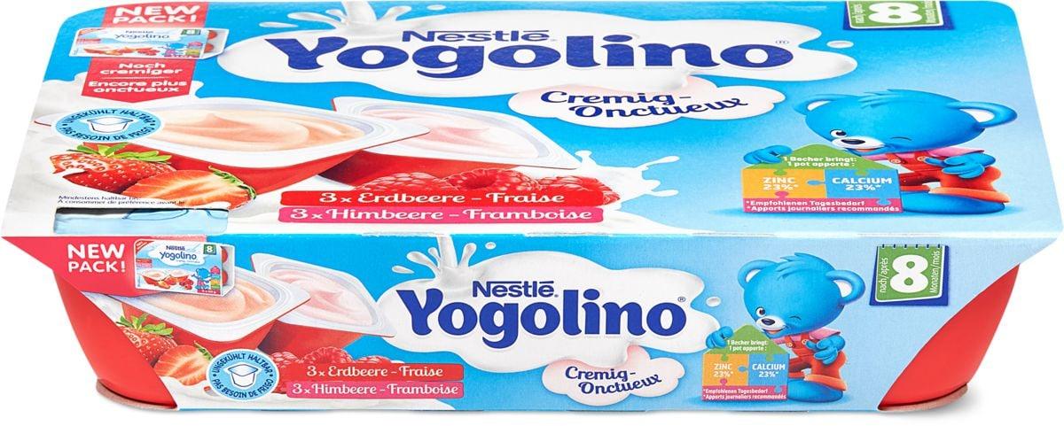 Nestlé Jogolino Fraise