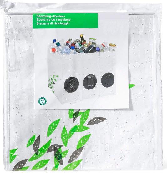 Système de recyclage Génération M
