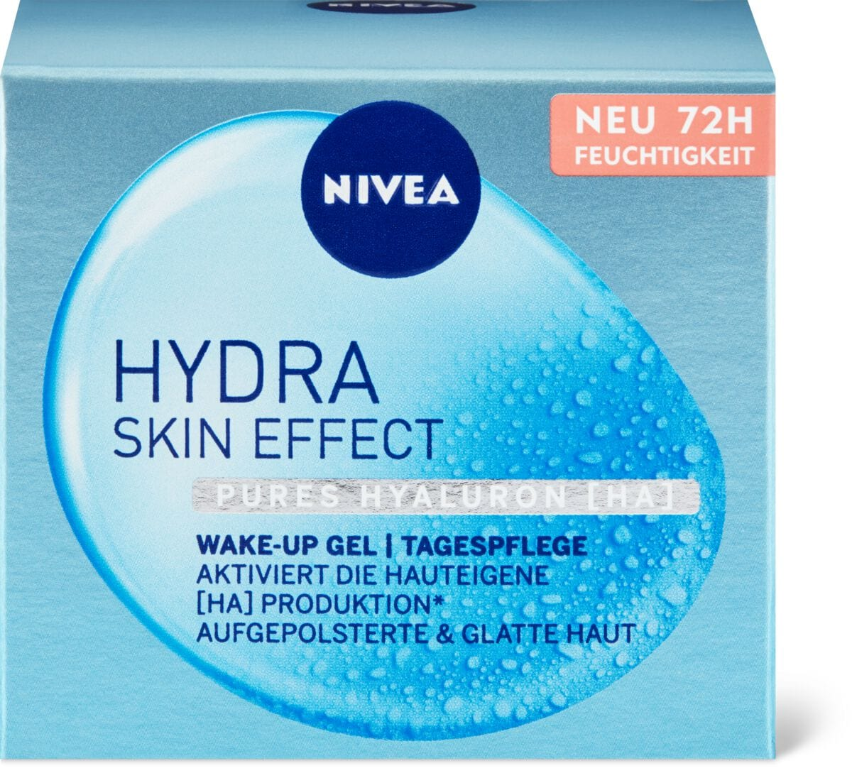 Nivea Hydra Skin Wake Up Gel Day