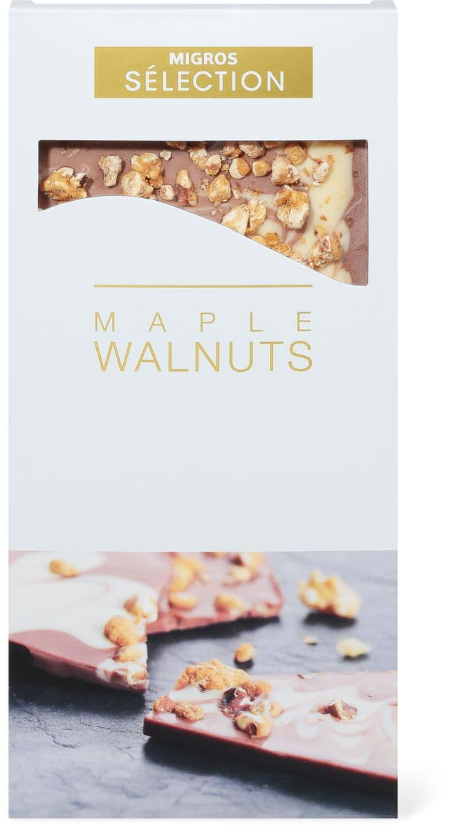 Sélection Maple Walnuts