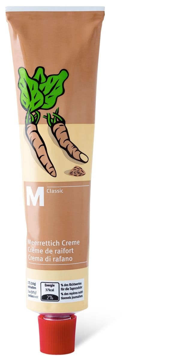 M-Classic Meerrettich Creme