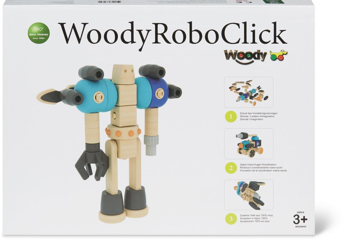 Woody Robo Click