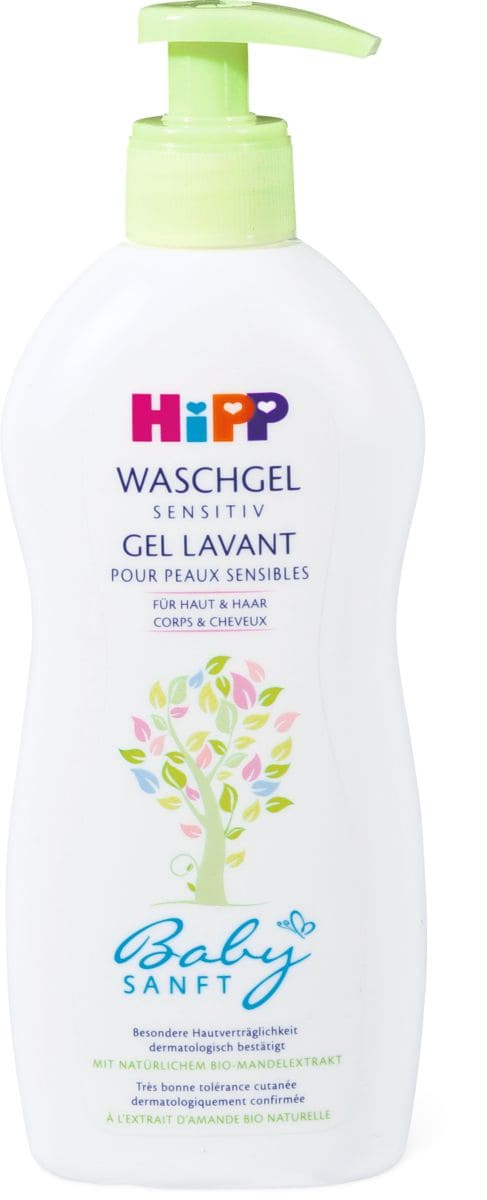 Hipp Babysanft Gel lavant