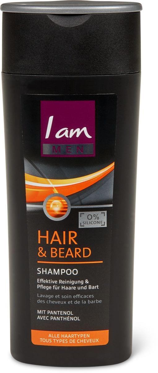 I am Men Hair & Beard Shampoo