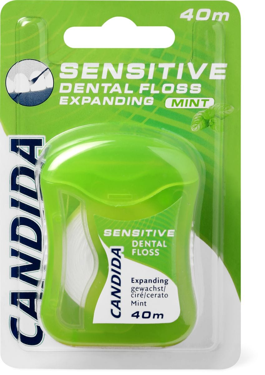 Candida Dental Floss Sensitive