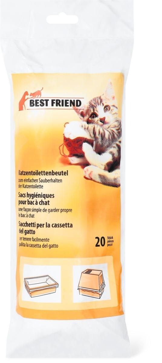 Best Friend Katzentoilettenbeutel